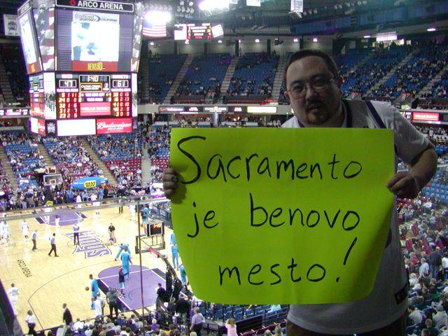 Sacramento je benovo mesto - Brian Kameoka